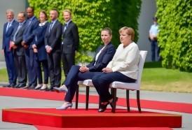 Portal 180 - Los temblores de Merkel, un asunto privado para la mayoría de alemanes