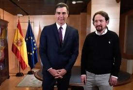 Portal 180 - Sánchez acusa a Iglesias de romper negociación para formar gobierno en España