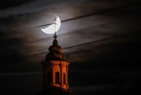 Portal 180 - El eclipse lunar en el mundo