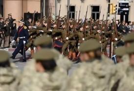 Portal 180 - Aprueban primera ley orgánica militar votada en democracia