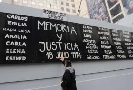Portal 180 - Argentina conmemoró 25 años de atentado al centro judío AMIA con reclamo de justicia