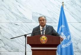"""Portal 180 - ONU quiere """"mejorar coordinación"""" contra crimen y terrorismo internacional"""