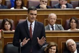 Portal 180 - Sánchez se inclina a la izquierda para seducir a Podemos