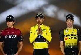 Portal 180 - Bernal corona los mil y un intentos colombianos para conseguir el Tour de Francia