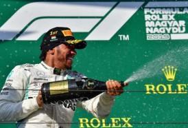 Portal 180 - Lewis Hamilton ganó el Gran Premio de Hungría