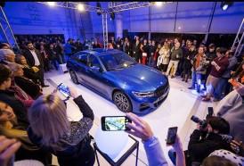 Portal 180 - En su gran evento anual, BMW presentó un ícono renovado: el nuevo Serie 3