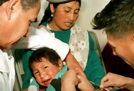 Portal 180 - Hay 14 países con sarampión en la región