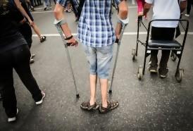 """Portal 180 - """"Lo que define la discapacidad son las barreras"""": media sanción a ley que facilita voto a discapacitados"""