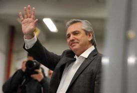 Portal 180 - Fernández comparte posición de Uruguay y México sobre Venezuela