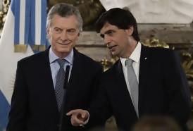 Portal 180 - Argentina: nuevo ministro de Economía promete estabilizar el cambio y cumplir meta fiscal