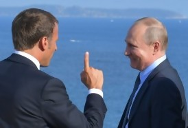 Portal 180 - Macron recibe en Biarritz a un G7 tambaleante y en busca de consensos