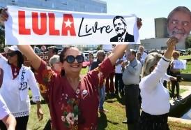 Portal 180 - Fórmula del kirchnerismo encabeza reclamo por libertad de Lula