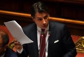 Portal 180 - Italia sin gobierno tras renuncia de primer ministro