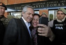 Portal 180 - Alberto Fernández descarta default o reestructuración de deuda argentina