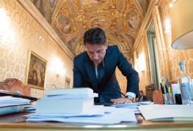 Portal 180 - Los partidos avanzan en la formación de un nuevo Gobierno en Italia