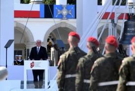 Portal 180 - Presidente alemán pide perdón a polacos 80 años después de inicio de Segunda Guerra Mundial