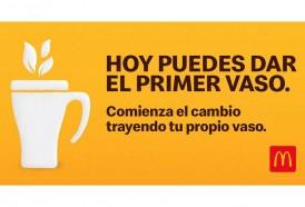 Portal 180 - #TraeTuTaza de McDonald's