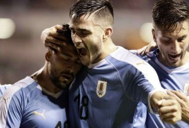 """Portal 180 - """"Contundente éxito"""" de AUF TV en el amistoso de Uruguay"""