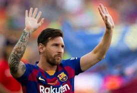 """Portal 180 - Messi: """"No quiero irme, pero lo importante es tener un proyecto ganador"""""""