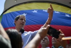 "Portal 180 - Guaidó anuncia que el mecanismo de diálogo con Maduro ""se agotó"""