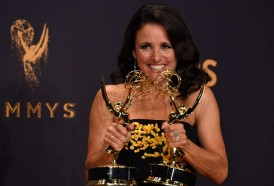 Portal 180 - La gloria de Julia Louis-Dreyfus en el Emmy, de Seinfeld a Veep