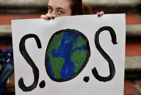 Portal 180 - Millones de jóvenes hacen huelga global contra el cambio climático