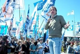 Portal 180 - Las imágenes del acto del Partido Nacional en el Cerro