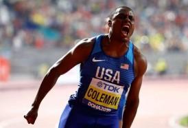 Portal 180 - Coleman es el hombre más rápido del mundo
