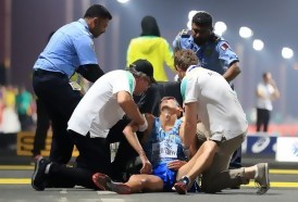 Portal 180 - El calor lleva la discordia al Mundial de atletismo