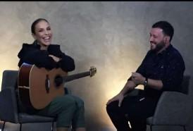 Portal 180 - Dos grandes de la música juntos en una entrevista única