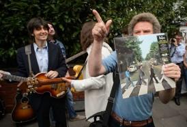 """Portal 180 - El mítico álbum de los Beatles """"Abbey Road"""" encabeza nuevamente la lista de éxitos"""