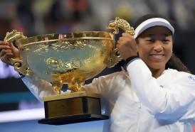 Portal 180 - Osaka gana en Pekín, tercer título del año para la antigua N.1 del mundo