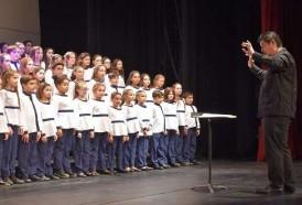 Portal 180 - Música que transforma reúne a 1.700 niños en Plaza Casavalle