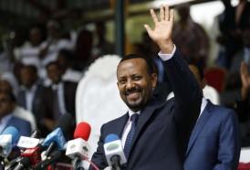Portal 180 - Nobel de la Paz para Abiy Ahmed, primer ministro de Etiopía