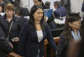 """Portal 180 - Keiko Fujimori afirma que hace un año fue """"emboscada"""" al recordar detención"""