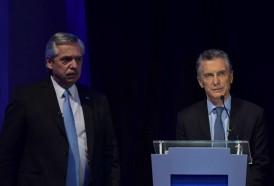 Portal 180 - Deuda, corrupción y Venezuela concentran los ataques en debate presidencial en Argentina