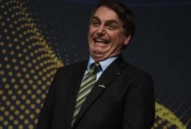 """Portal 180 - Bolsonaro """"ataca frontalmente"""" los derechos humanos en Brasil, advierte HRW"""
