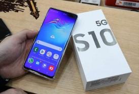 """Portal 180 - Samsung anuncia """"parche"""" informático para corregir falla de seguridad en Galaxy S10"""