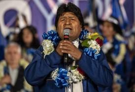 Portal 180 - Los bolivianos deciden si Morales tendrá o no otros cinco años de Gobierno