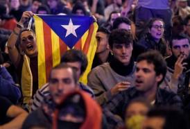 Portal 180 - Las protestas en Cataluña ponen a Pedro Sánchez bajo presión de la derecha