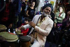 Portal 180 - Carlinhos Brown y la unión con Uruguay a través del tambor