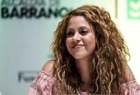 """Portal 180 - Perder la voz fue """"el momento más negro de mi vida"""", dice Shakira"""