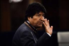 """Portal 180 - Evo Morales renunció a la presidencia y denuncia un """"golpe cívico, político y policial"""""""
