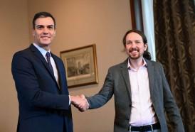 Portal 180 - Socialistas y Podemos alcanzan preacuerdo para formar gobierno en España