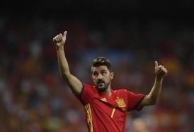 Portal 180 - David Villa, máximo goleador de la selección española, anuncia su retirada