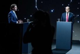 Portal 180 - Los mensajes finales de los candidatos en el debate