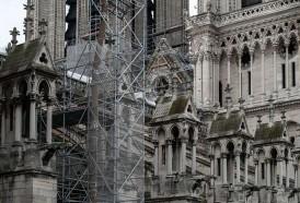Portal 180 - Riña entre los responsables de la reconstrucción de Notre-Dame de París