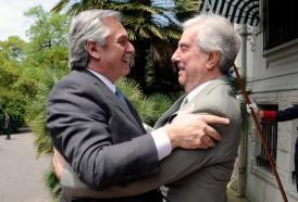 """Portal 180 - Fernández: """"valoro mucho lo que ha pasado en Uruguay en estos últimos años"""""""
