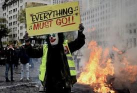 Portal 180 - Fuertes disturbios en París en primer aniversario de los chalecos amarillos
