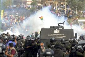 Portal 180 - Suman 23 los muertos en casi un mes de convulsión social en Bolivia, según la CIDH